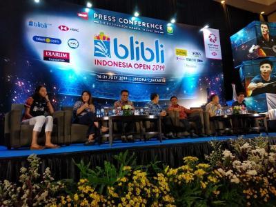 2 Hal yang Jadi Sorotan PBSI di Indonesia Open 2019