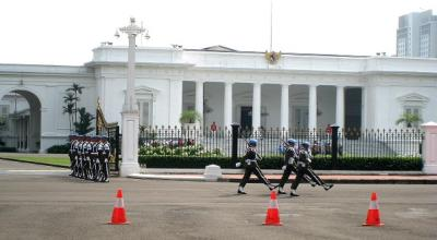Istana Presiden di Ibu Kota Baru Dibangun 2021
