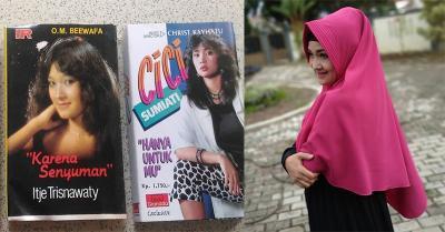 Transformasi Gaya Pedangdut Lawas Itje Trisnawati, Dulu Centil Kini Pakai Hijab