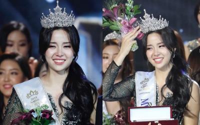 Gelar Miss Korea 2019 Dimenangkan Wanita dari Amerika