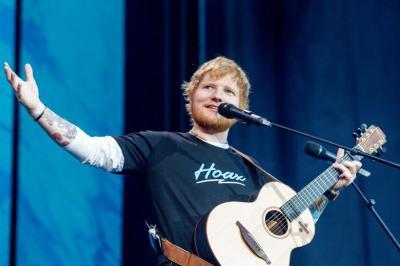 Ed Sheeran Mengaku seperti Hewan di Kebun Binatang Jika Orang Ambil Videonya, Kok Bisa?