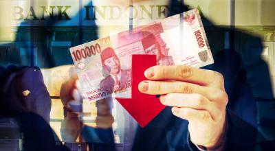 Sore Ini, Rupiah Setop di Rp13.935 USD