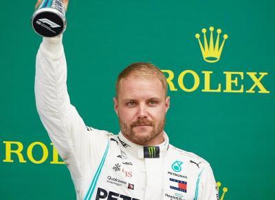 Finis Ke-2 di Silverstone, Bottas Kecewa