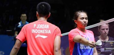 Penyebab Praveen Melati Gugur di Babak Pertama Indonesia Open 2019