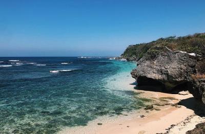 Dilanda Gempa, Ini 5 Wisata Pantai di Kawasan Nusa Dua Bali