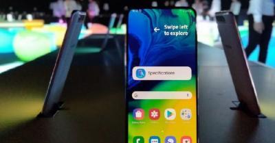 Samsung Galaxy A80 Segera Meluncur di Indonesia