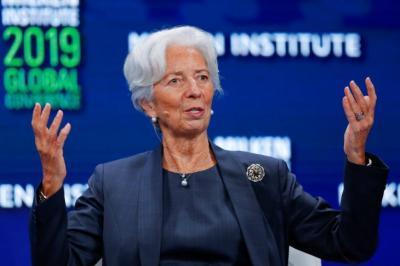 Jadi Calon Presiden Bank Eropa, Lagarde Resmi Mundur dari IMF