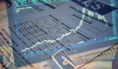Menanti Laporan Laba Perusahaan AS, Wall Street Ditutup Melemah