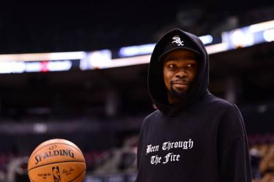 Alasan Kevin Durant Gabung ke Brooklyn Nets