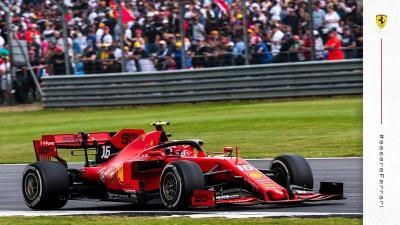 Leclerc Kurang Puas dengan Performa Mobil Ferrari