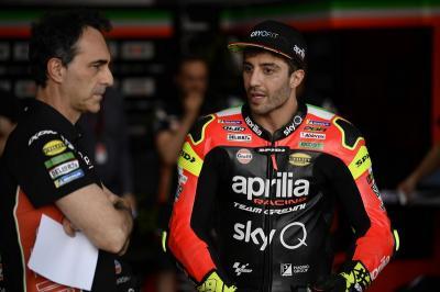 Iannone Ingin Lebih Konsisten Finis di 10 Besar pada Paruh Kedua MotoGP 2019