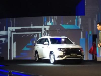 Mitsubishi Jadikan Indonesia Negara Pertama di Asean Luncurkan Outlander PHEV