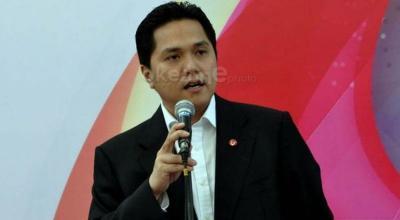 Erick Thohir Sebut Jokowi Miliki Tim Internal untuk Bahas Kabinet Jilid II