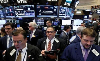 Wall Street Berakhir Melemah karena Laporan Laba Perusahaan AS