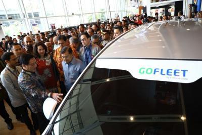 Joint Venture Astra dan Gojek Hasilkan Solusi Mobilitas di Indonesia