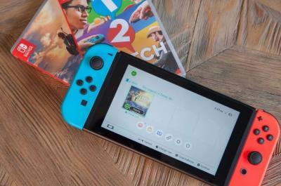 Nintendo Bikin Switch Miliki Daya Tahan hingga 9 Jam