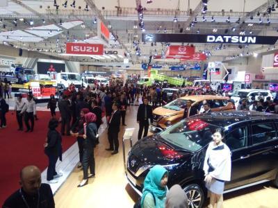 Ambisi Gaikindo, Ekspor 1 Juta Mobil Pada 2025