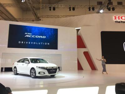 Perkenalkan Generasi Ke-10 Honda Accord, Sedan yang Dipakai di 150 Negara