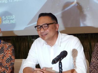 Youtuber Rius Digratiskan First Class, Bos Garuda: Silakan Review yang Jelek-Jelek