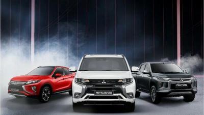 Mitsubishi Pede Jual 4.000 Mobil di GIIAS 2019