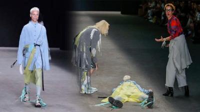 Kisah Tragis Model Tewas saat Berjalan Catwalk, Tiba-Tiba Tubuhnya Ambruk!