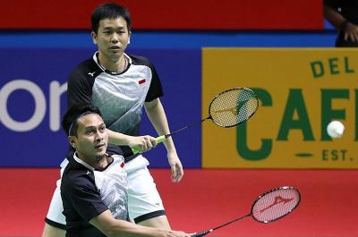 Jadwal Wakil Tanah Air di Semifinal  Indonesia Open 2019