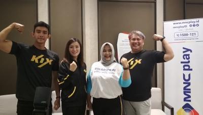 KIX Cari 4 Orang Tangguh Indonesia untuk Jajal R U Tough Enough 2019