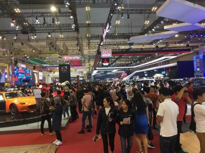 Jajaran Mobil GIIAS 2019 dengan Harga di Bawah Rp300 Juta