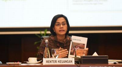 Sri Mulyani hingga Gubernur BI Laporkan Realisasi Semester I APBN 2019 ke DPR