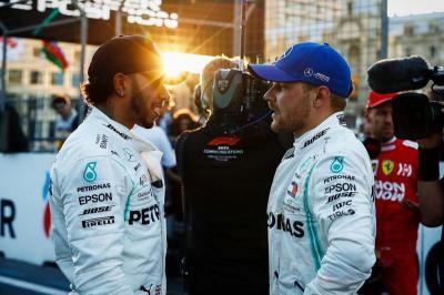 Untuk Kalahkan Hamilton, Bottas Ogah Ikuti Cara Nico Rosberg
