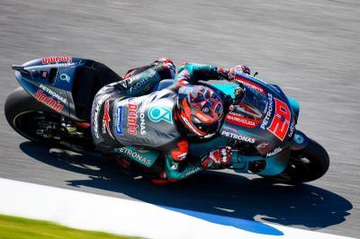 Bagnaia: Quartararo Punya Segalanya untuk Bersaing di MotoGP