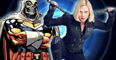 Mengenal Taskmaster, Lawan Natasha Romanoff di Black Widow