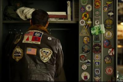 Misteri Hilangnya Bendera Taiwan dan Jepang dari Jaket Maverick di Top Gun 2