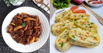 Hari Anak Nasional 2019, Yuk Bikin Tamagoyaki dan Daging Sapi Masak Manis untuk Sarapan si Kecil