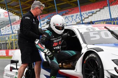 Jajal Mobil DTM, Franco Morbidelli Sempat Ketakutan