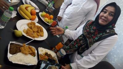 Jamaah Haji Belum Disajikan Makanan Berkuah, Ini Tantangannya