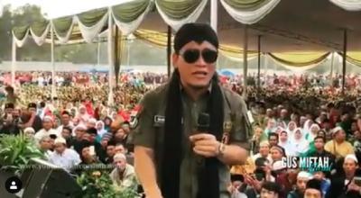 Pecandu Media Sosial, Simak Pesan Gus Miftah Ini!