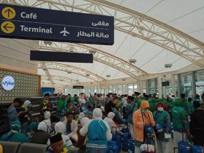 Penjaja Kartu Seluler Ganggu Kenyamanan Jamaah, PPIH Kirim Surat ke Kementerian Haji Arab Saudi