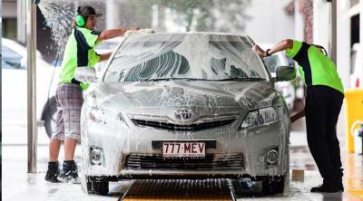 Cuci Mobil Jangan Asal Gunakan Lap yang Bisa Timbulkan Lecet di Bodi