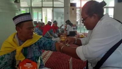 Sepenggal Kisah Dede di Asrama Haji Sudiang Makassar