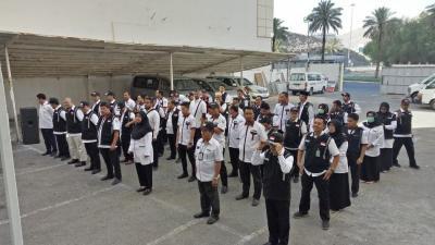 Menag Tegaskan Petugas Haji Berada di Garda Terdepan Memberi Pelayanan