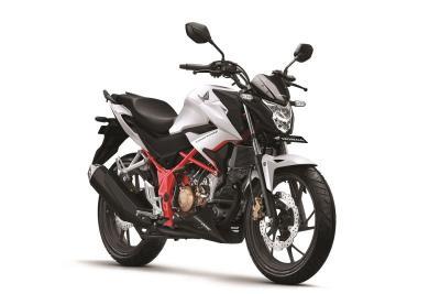 Honda Tawarkan Ubahan Honda CB150R StreetFire dengan Striping Baru