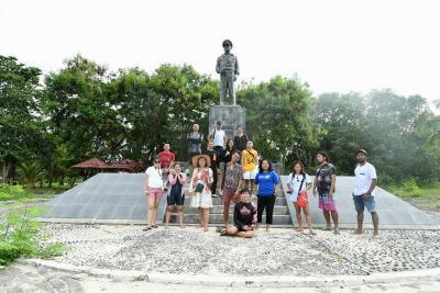 Influencer Muda Asia Tenggara dan Jepang Promosikan Pariwisata Morotai