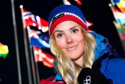 5 Pose Seksi Silje Norendal, Atlet Ski Asal Skandinavia