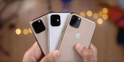 Miliki 3 Varian, iPhone Terbaru Dinamakan iPhone 11 Pro?
