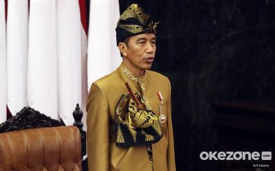 Presiden Jokowi Minta Izin ke DPR Pindahkan Ibu Kota ke Kalimantan