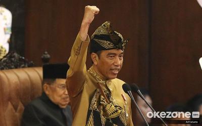 Wawancara Khusus, Presiden Jokowi: Bangun Infrastruktur-SDM Jadi Fondasi Kuat Ekonomi RI