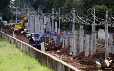 Selain Tol, Aceh-Lampung Akan Tersambung Jalur Kereta