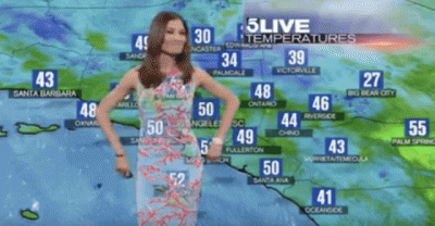 Siaran Langsung di TV, 5 Penyiar Berita Ini Alami Insiden Memalukan Wardrobe Malfunction