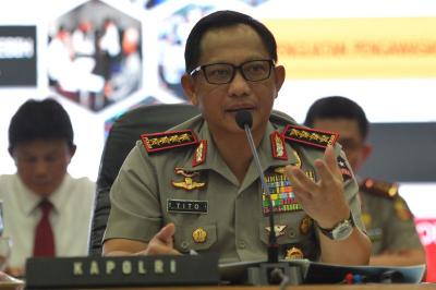 Kantor Polisi Jadi Sasaran Teror, Kapolri Akan Evaluasi Sistem Keamanan Polsek hingga Polda